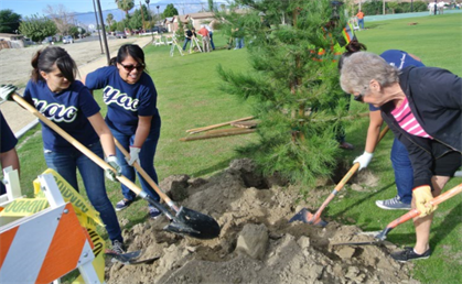 Picture of 12th Anniversary Arbor Day Celebration