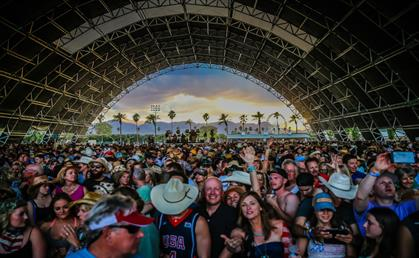 Picture of Stagecoach Country Music Festival in Indio